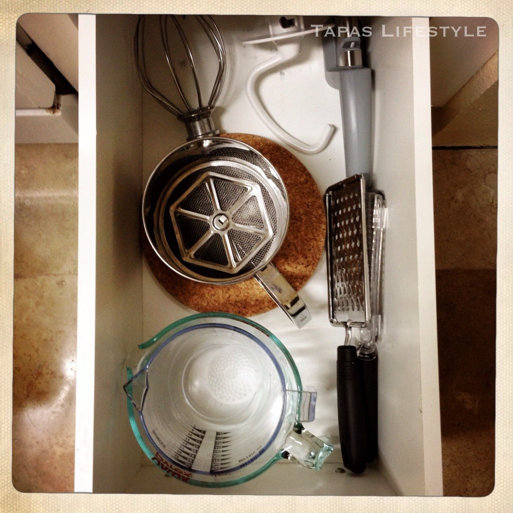 Baking Drawer