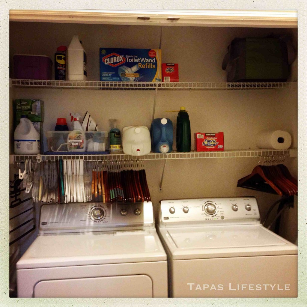 """Inside the Laundry """"Room"""""""