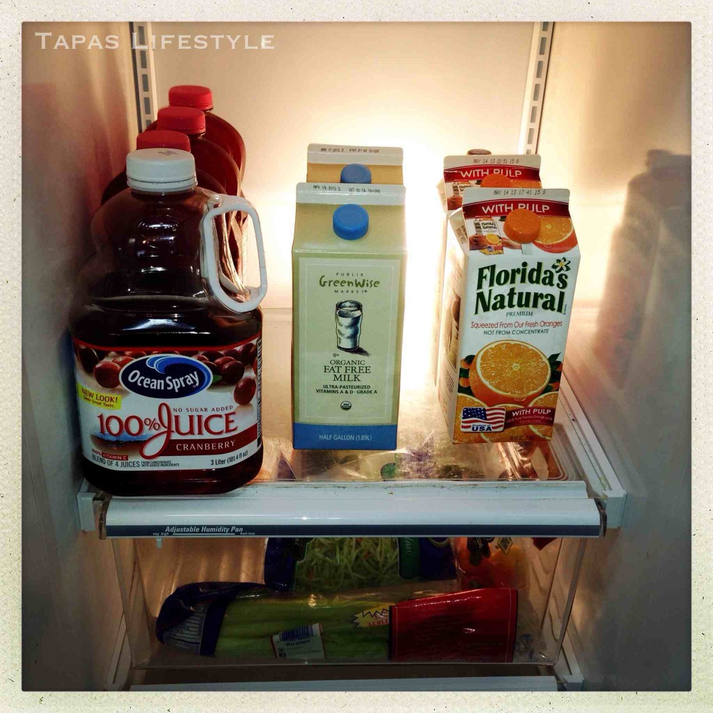 Inside the Refrigerator
