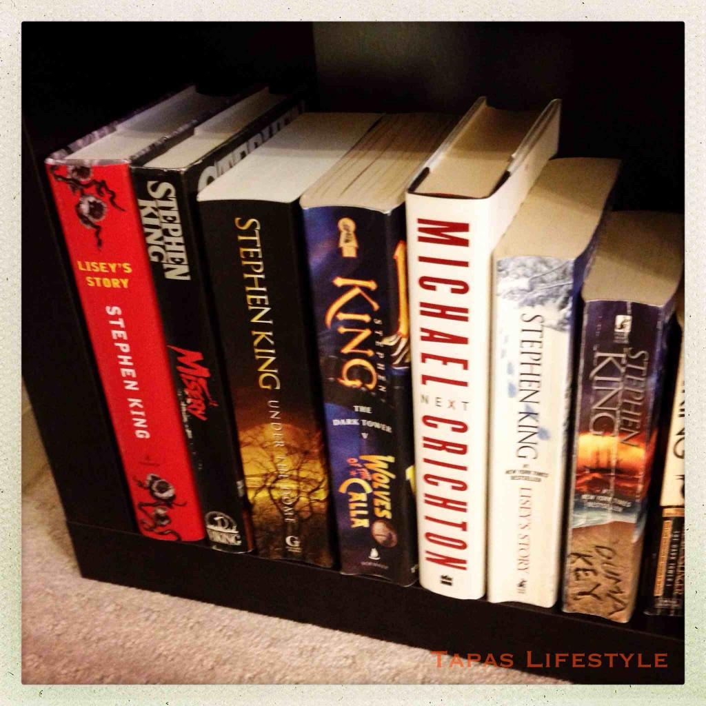 Books Organized by Collection - Series - Author