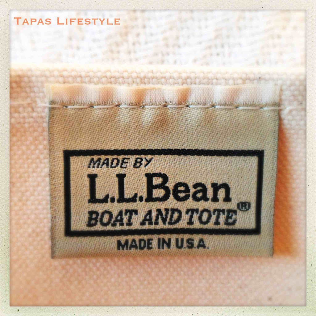 I love my L.L. Bean Boat and Tote!