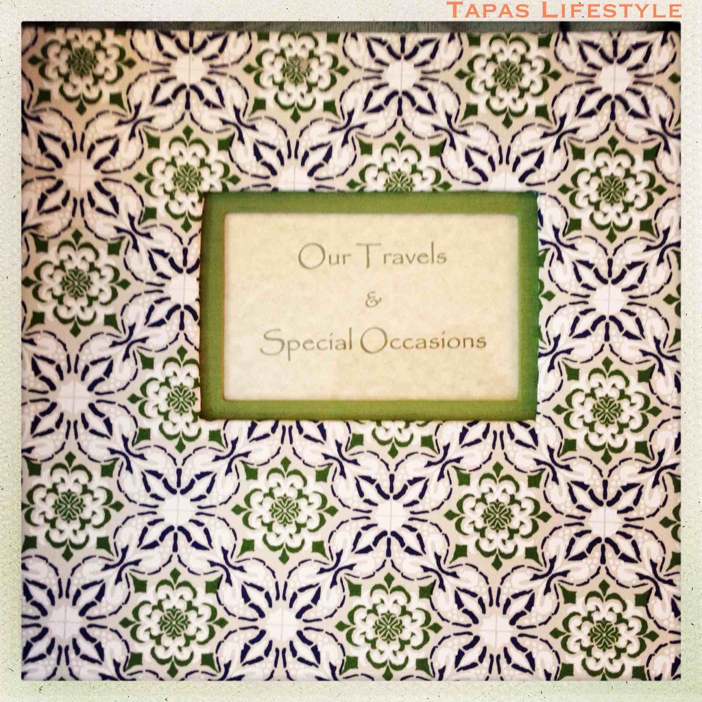 Our Travels & Special Occasions Scrapbook