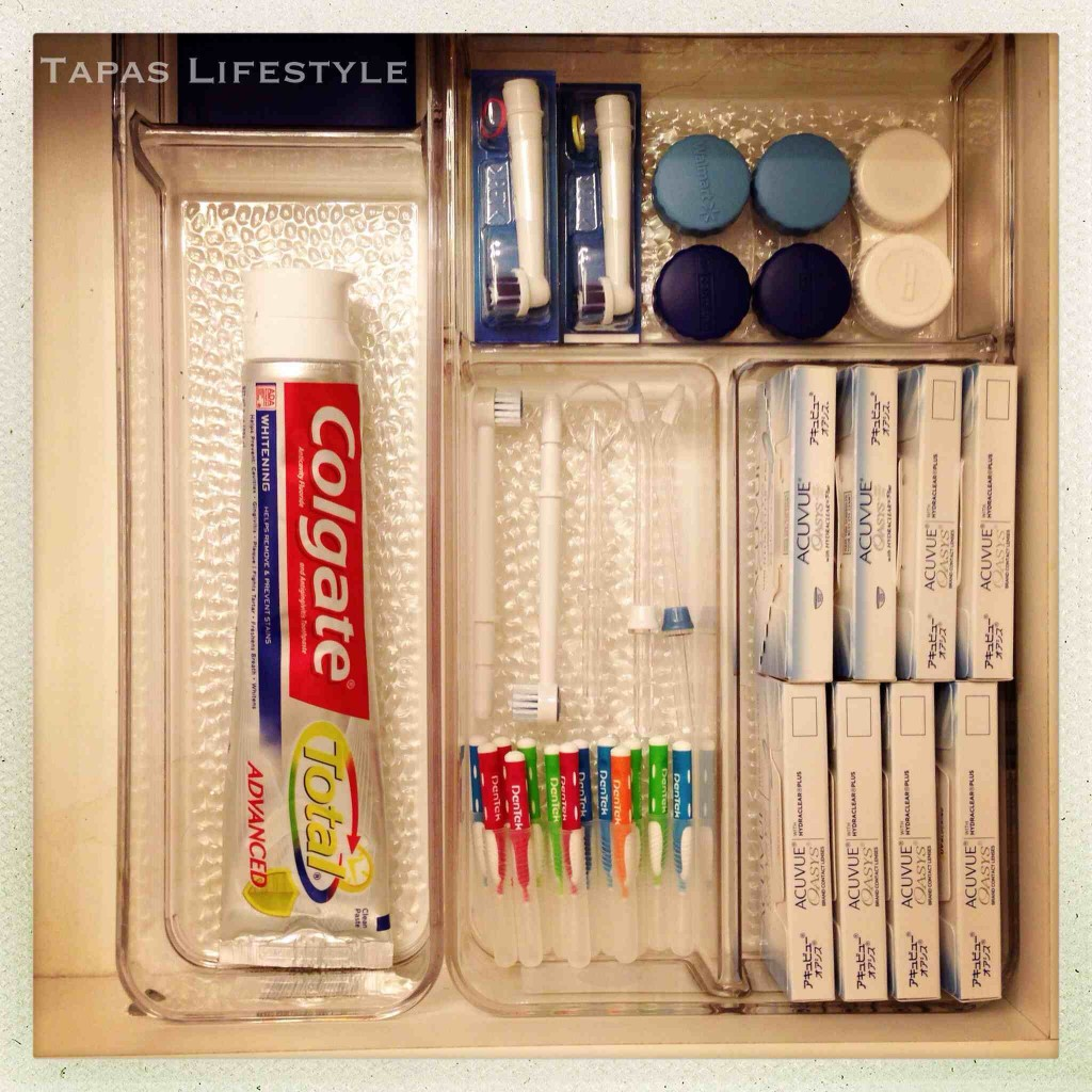 Bathroom cabinet organizers - Bathroom Drawer