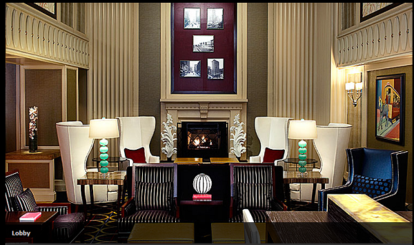 Labor day weekend getaway to chicago for Hotel monaco chicago
