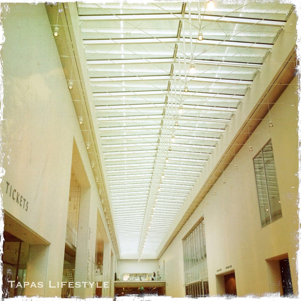 The Art Institute of Chicago - Inside
