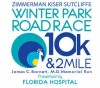 Track Shack Running Series SuperFan - Winter Park Road Race 10k and 2 Mile