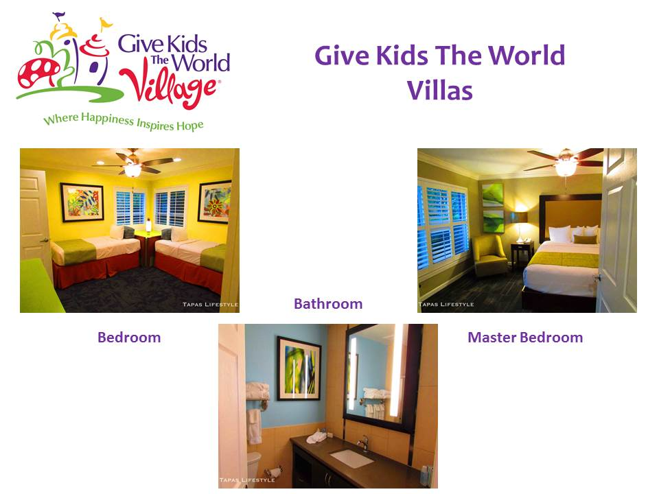 Give Kids The World Villa