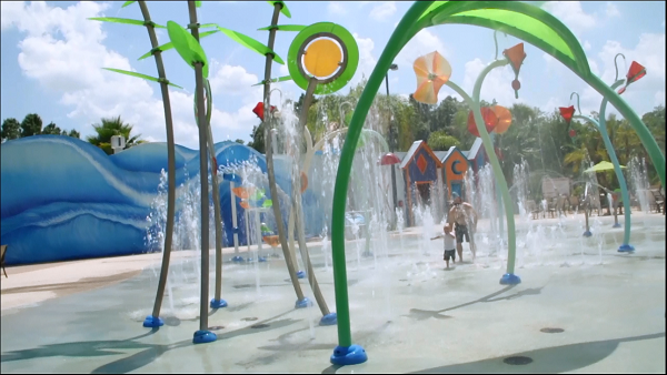 Give Kids The World Park of Dreams Water Park