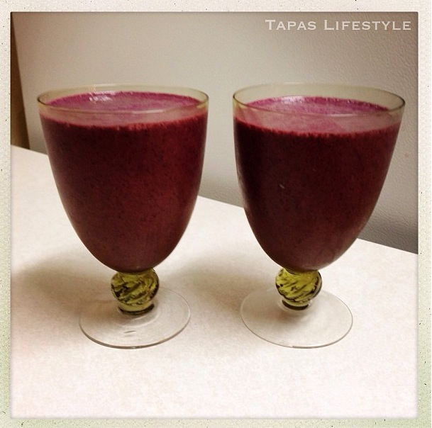 Linda's Spin on Vega One Berry Explosion Smoothie Recipe