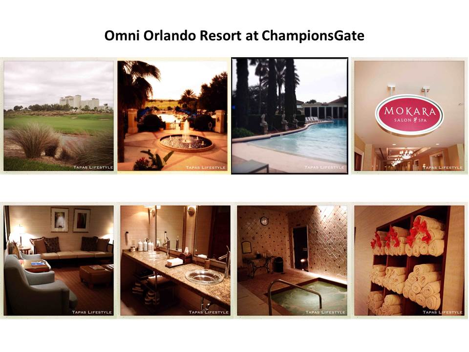 Our Stay at the Omni Orlando Resort at ChampionsGate during the runDisney Wine & Dine Half Marathon
