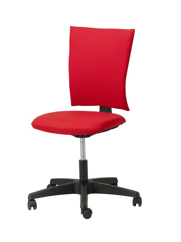 IKEA - KLEMENS Swivel Chair - You sit comfortably since the chair is adjustable in height. {photo & description via IKEA}