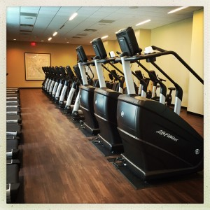 StayFit™ Gym Cardo at the Hyatt Regency Orlando