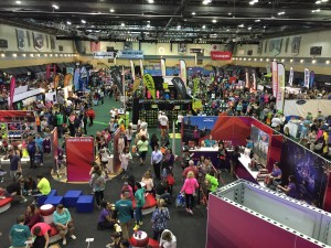 runDisney Health & Fitness Expo for the 2016 Disney Princess Half Marathon Weekend