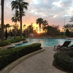 Hilton Bonnet Creek Pool