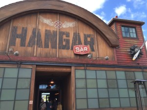 Hangar Bar at Disney Springs