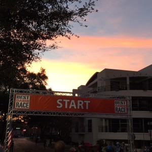 Orlando Best Damn Race - 10k - Weekend Fun: March 5-6, 2016
