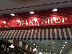 Carlo's Bakery of the Cake Boss