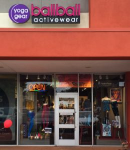 ballball™ Yoga Gear & Activewear