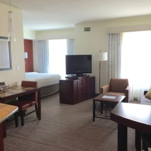 Residence Inn Marriott Studio in Clearwater Beach