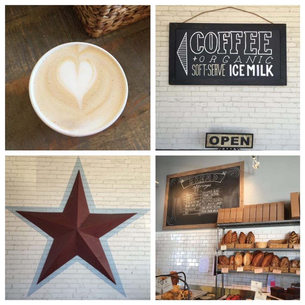 Breakfast and Coffee at Star Provisions